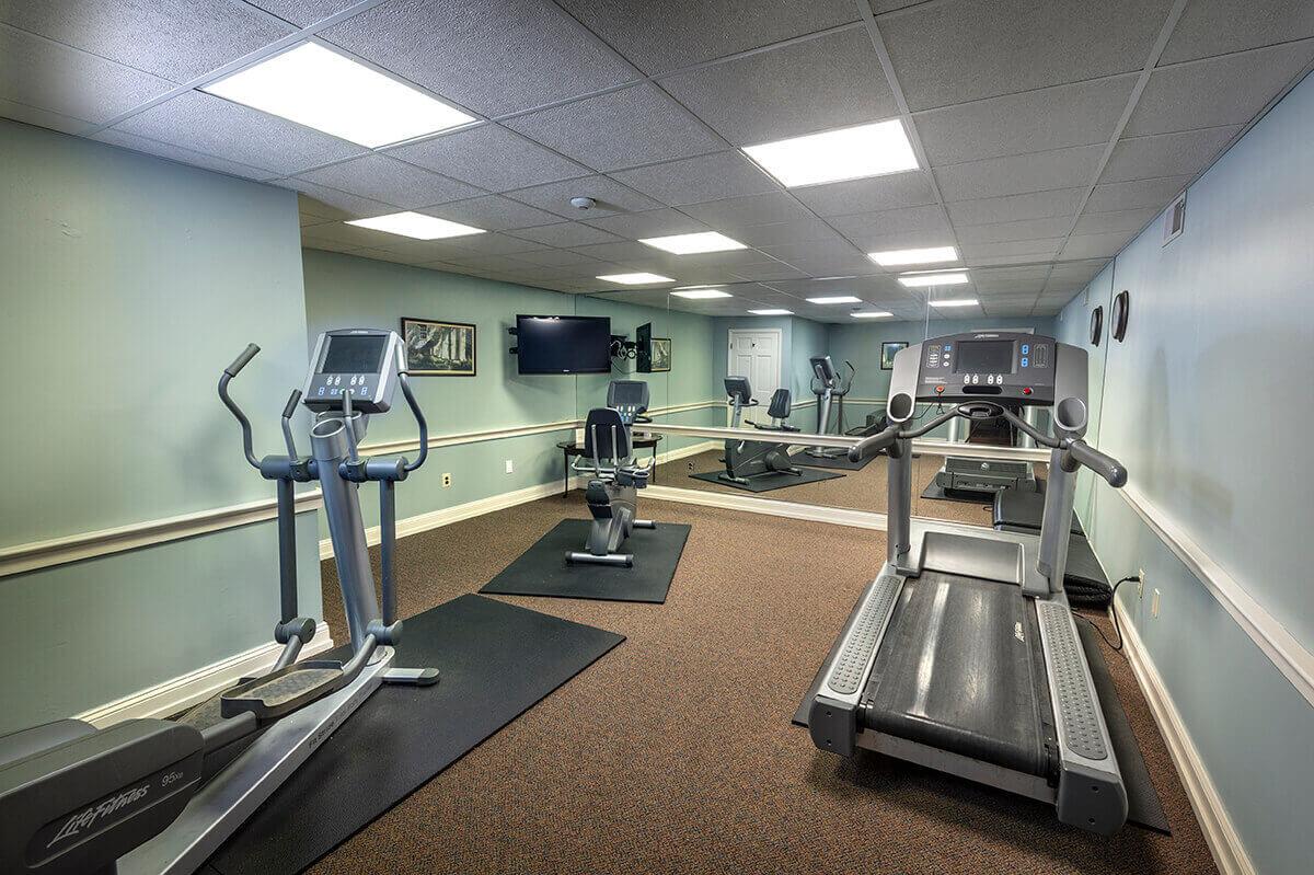 Brandywine River Hotel - Fitness Area