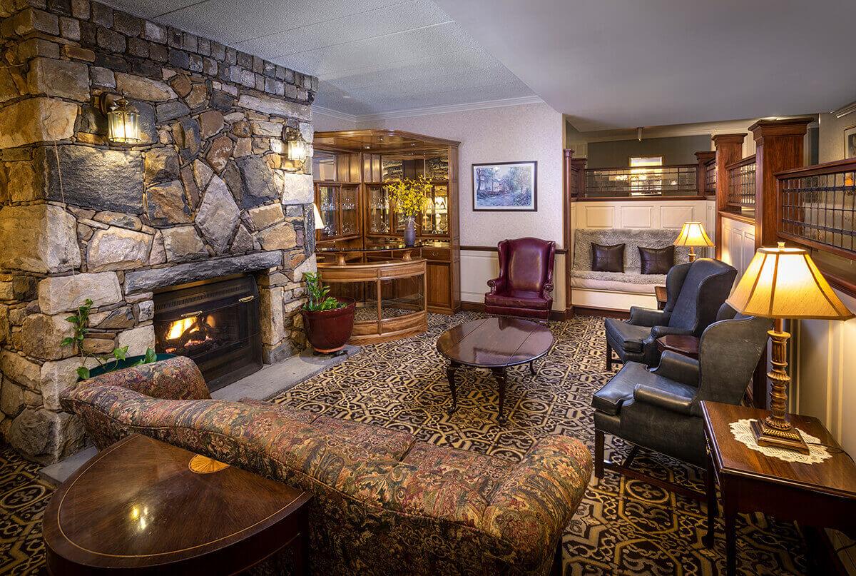 Brandywine River Hotel - Lobby Area-3