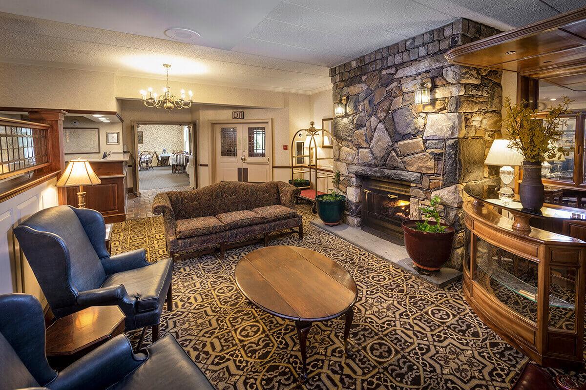 Brandywine River Hotel - Lobby Area-2