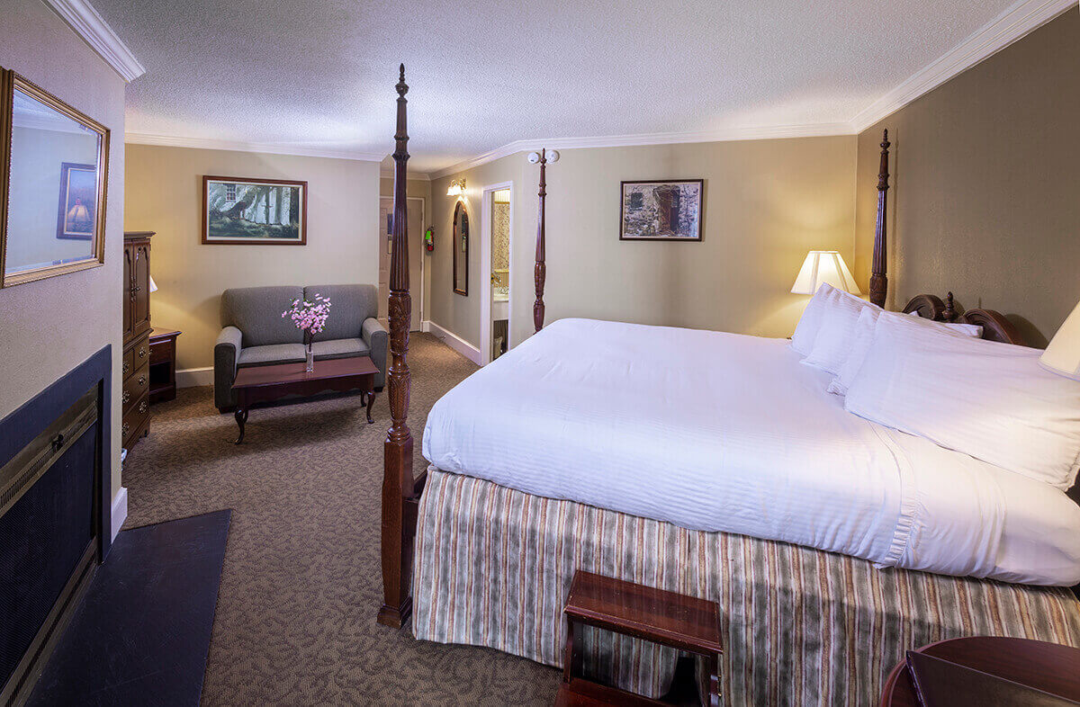 Brandywine River Hotel - Premier Suite with Fireside & Jacuzzi-1