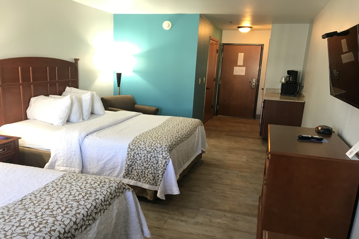 Brookstone Lodge Asheville - Double Beds Room-2