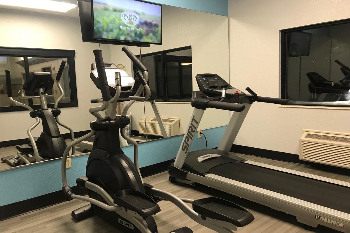Brookstone Lodge Asheville - Fitness Area