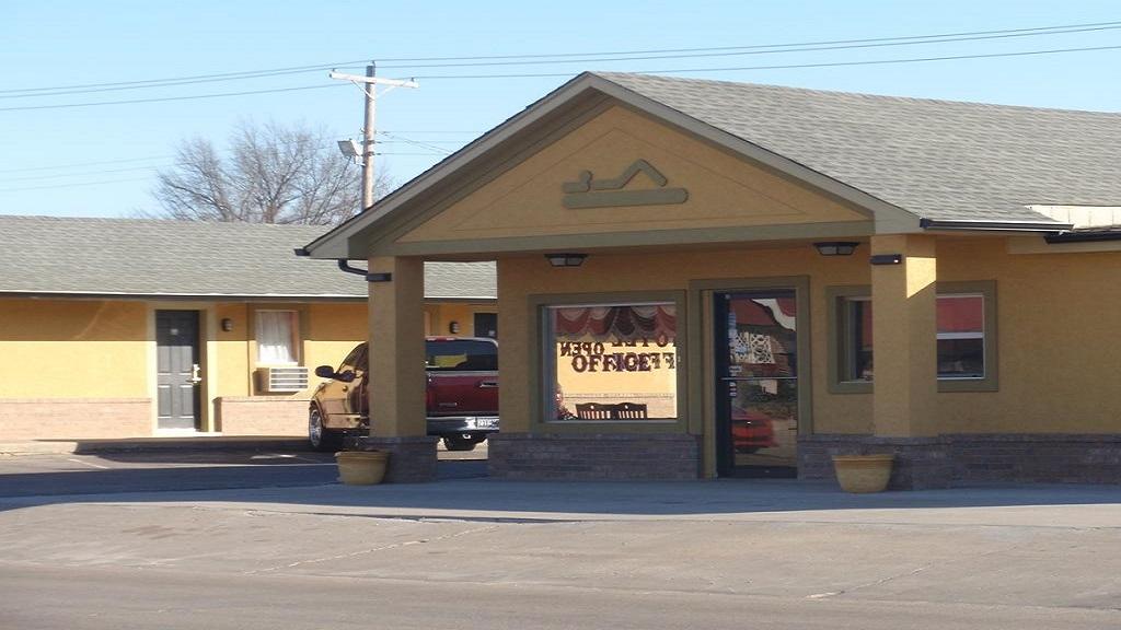 Budget Inn El Reno - Exterior-2