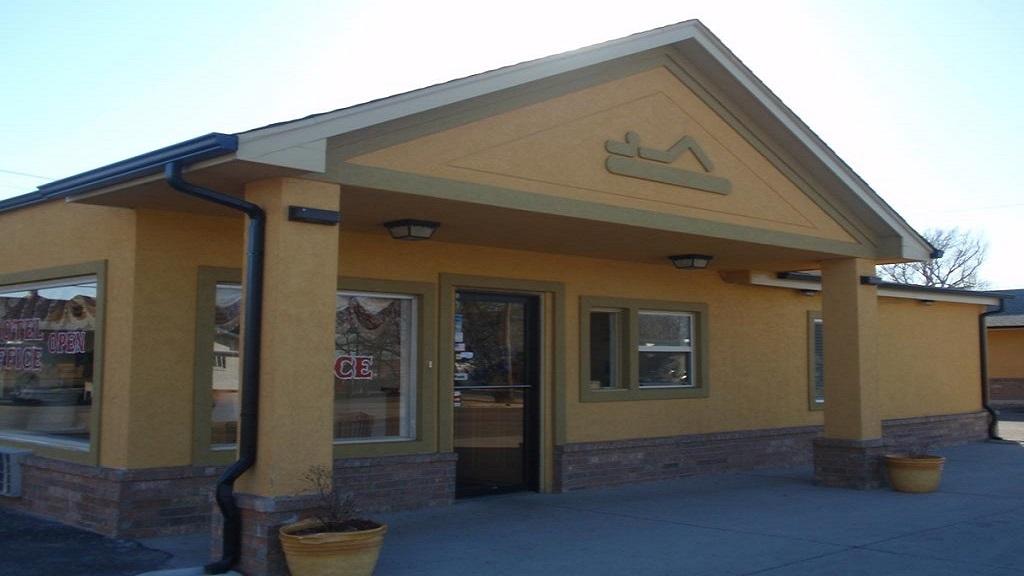 Budget Inn El Reno - Exterior-1