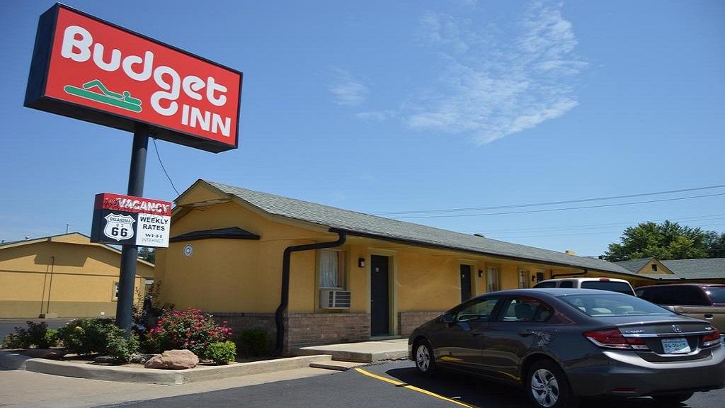 Budget Inn El Reno - Exterior