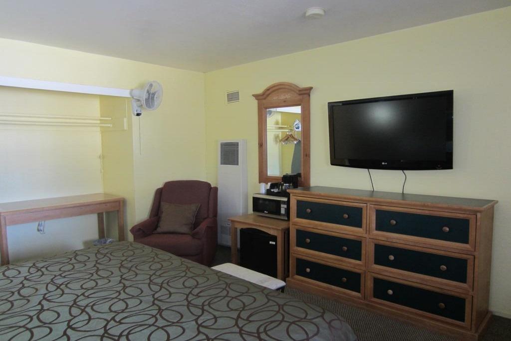 Budget Inn Lake Tahoe - Single Bed-3