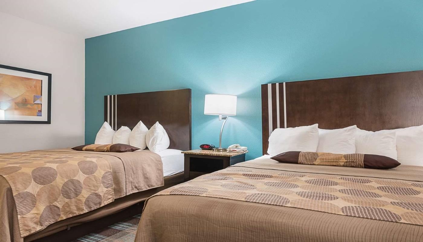 Best Western Plus DeRidder Inn & Suites - Double Beds-2