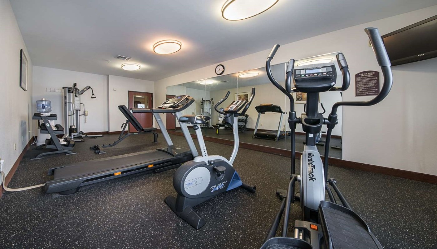 Best Western Plus DeRidder Inn & Suites - Fitness Area