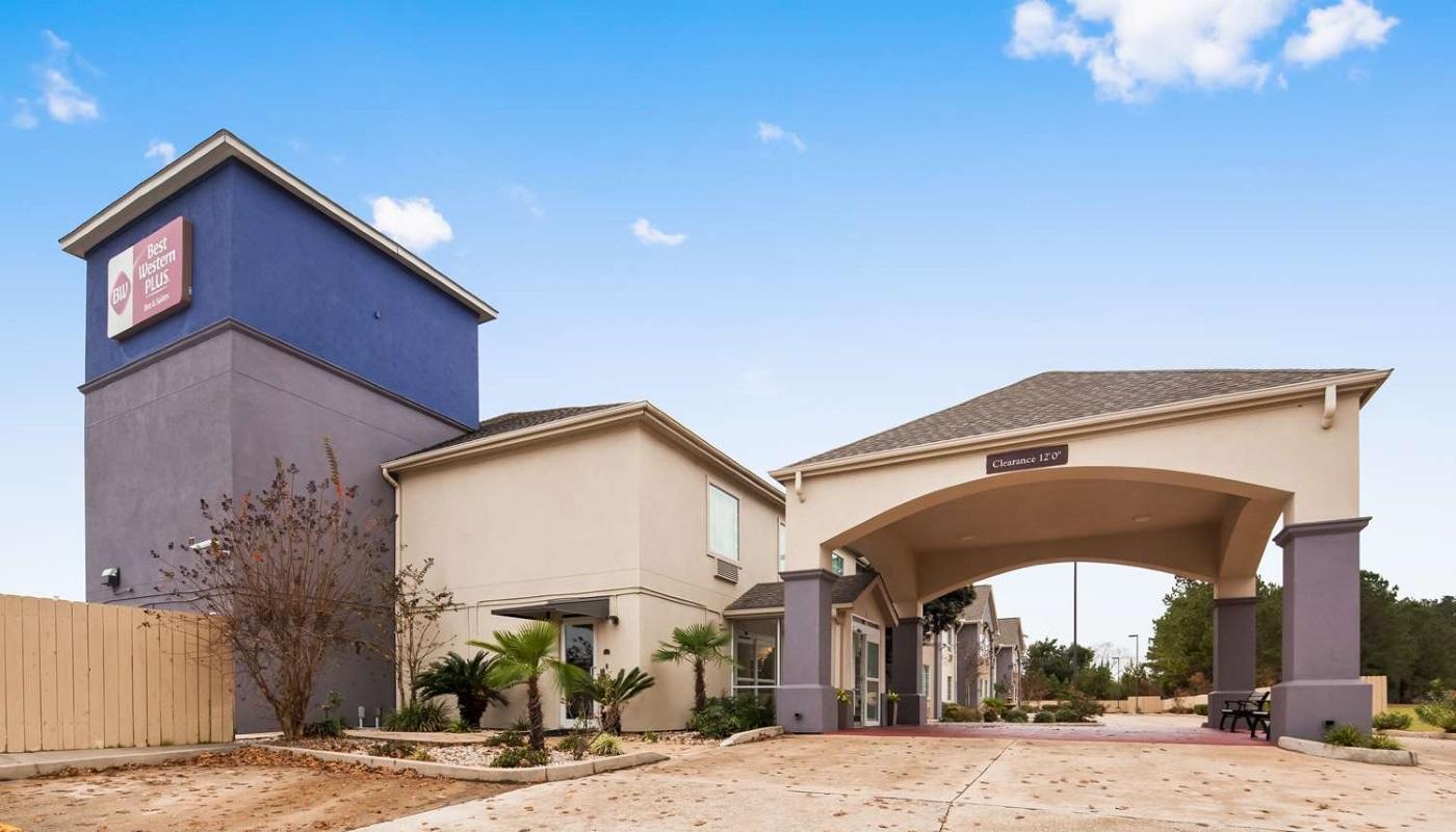 Best Western Plus DeRidder Inn & Suites Hotel Exterior-1