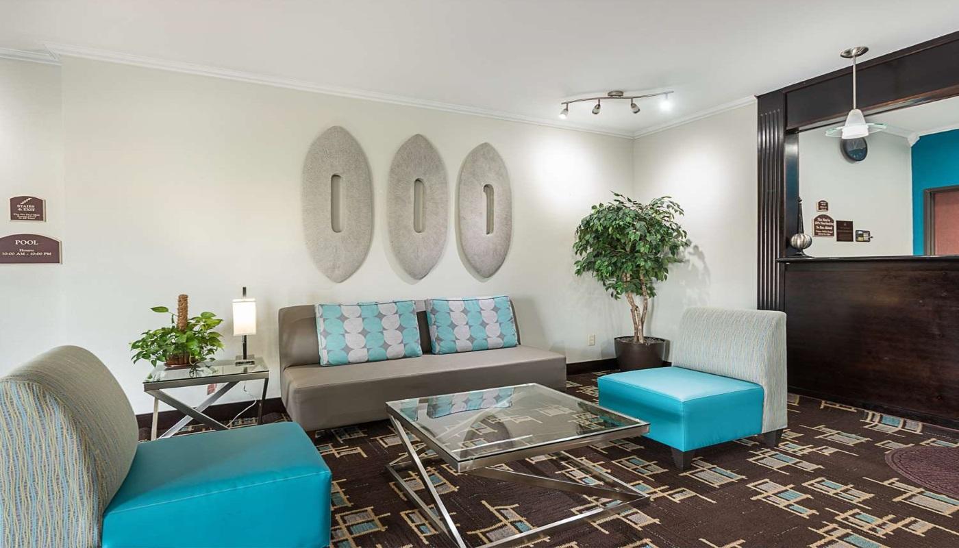 Best Western Plus DeRidder Inn & Suites - Lobby-1