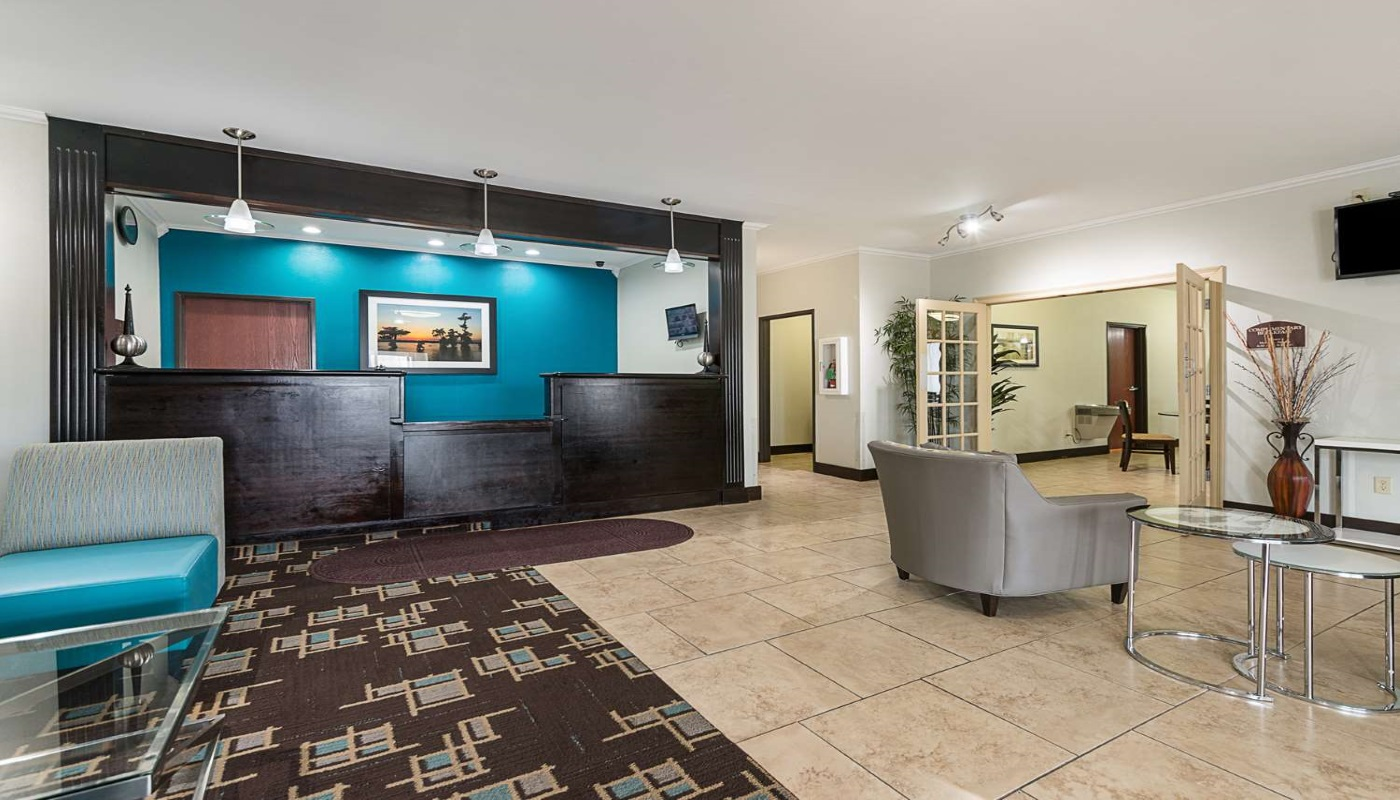 Best Western Plus DeRidder Inn & Suites - Lobby-3
