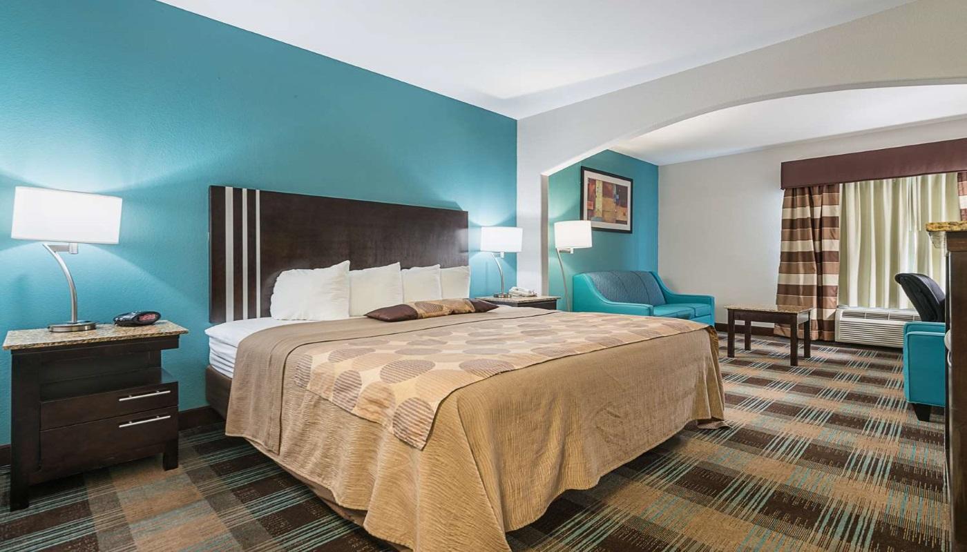 Best Western Plus DeRidder Inn & Suites - Single Bed-2