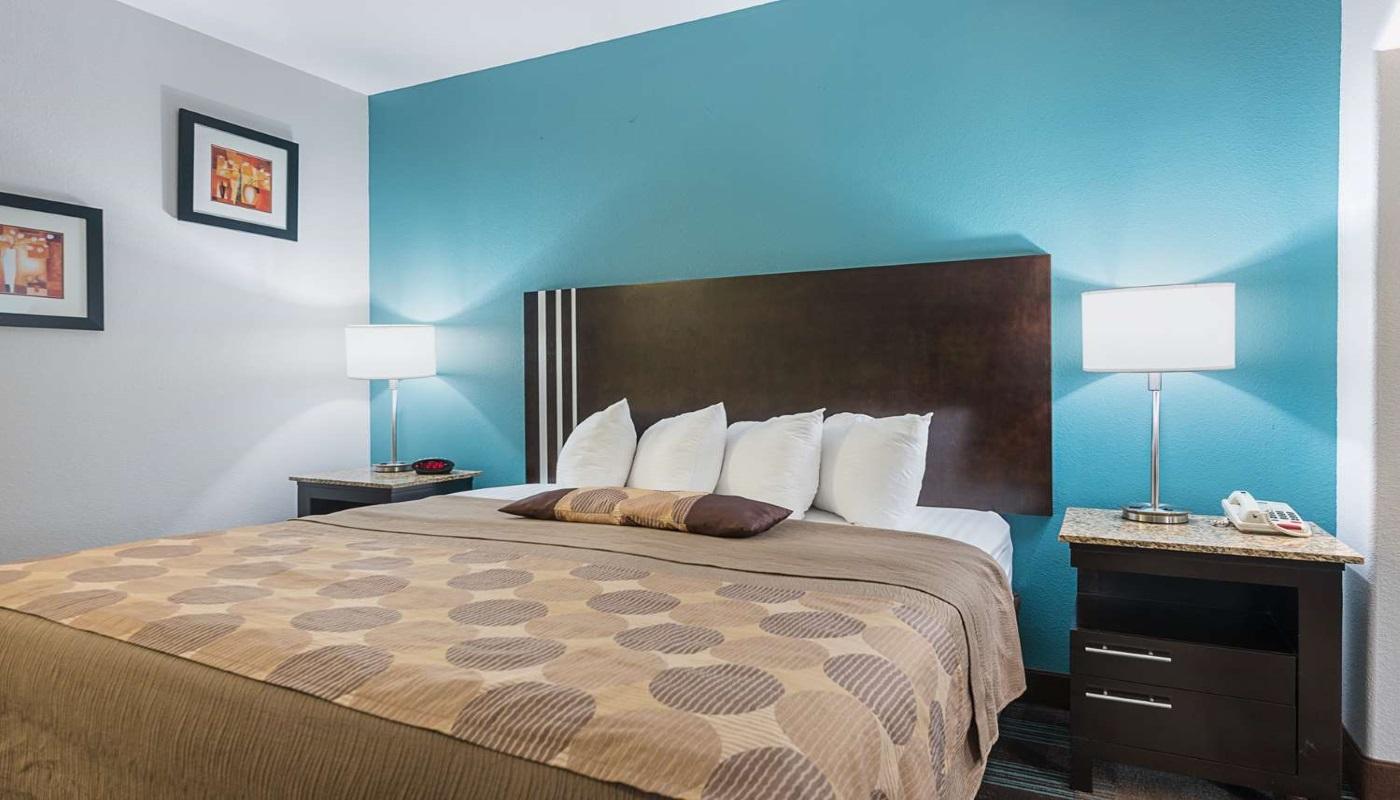 Best Western Plus DeRidder Inn & Suites - Single Bed-3