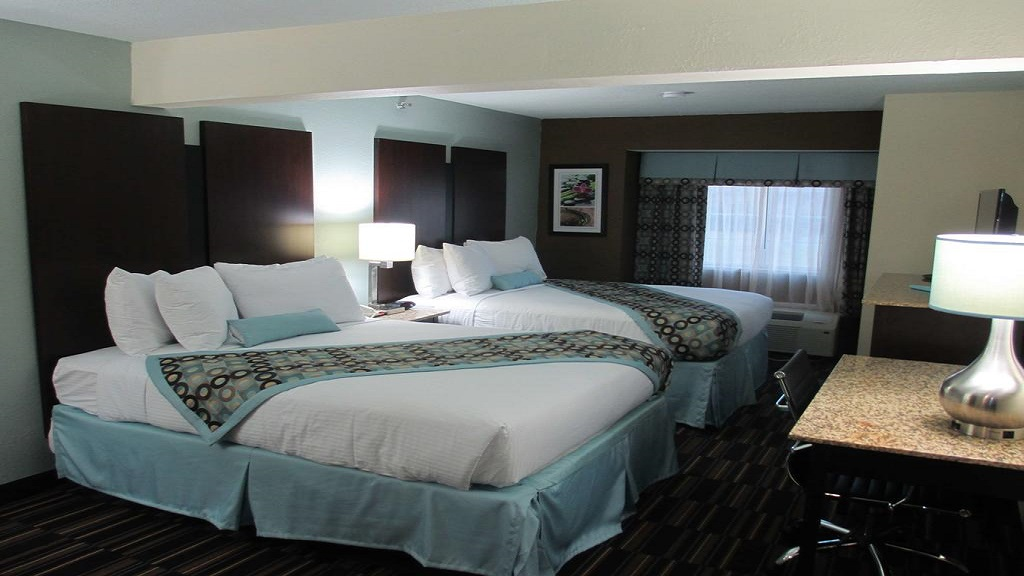 Best Western Plus Elizabeth City - Double Beds Room3