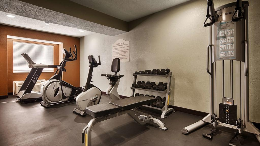 Best Western Plus Elizabeth City - Fitness Facility