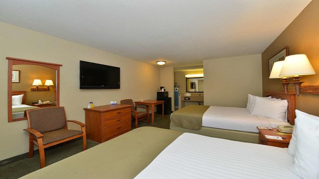 Cajon Pass Inn - Double Beds Room-5