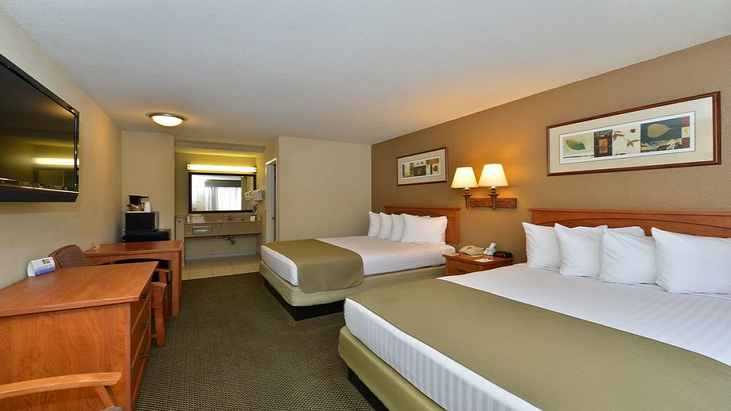 Cajon Pass Inn - Double Beds Room-4