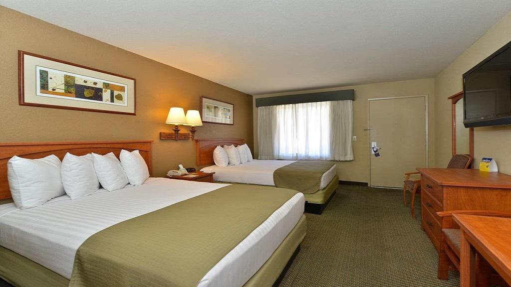 Cajon Pass Inn - Double Beds Room-3