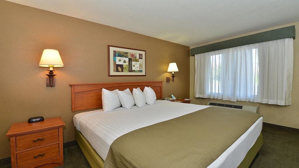Cajon Pass Inn - Single Bed Room-3