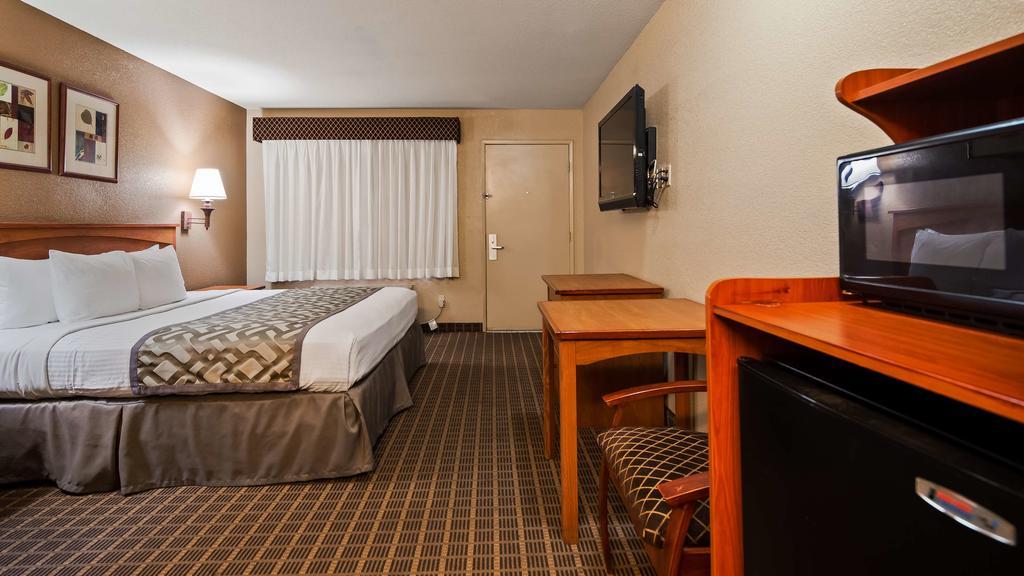 Cajon Pass Inn - Single Bed Room-6