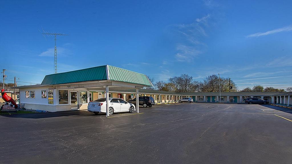 Cardinal Motel Bowling Green - Exterior