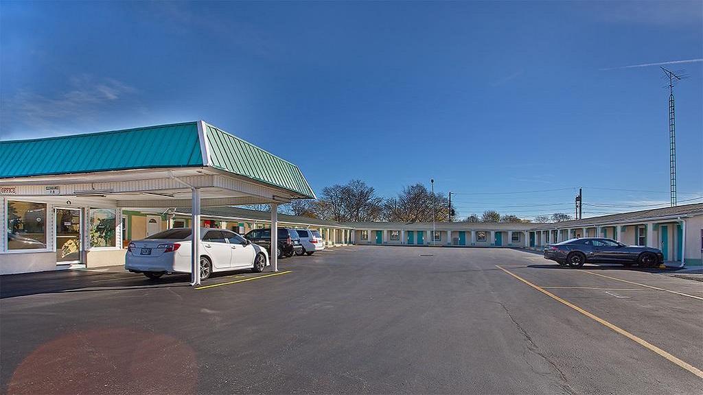 Cardinal Motel Bowling Green - Exterior2