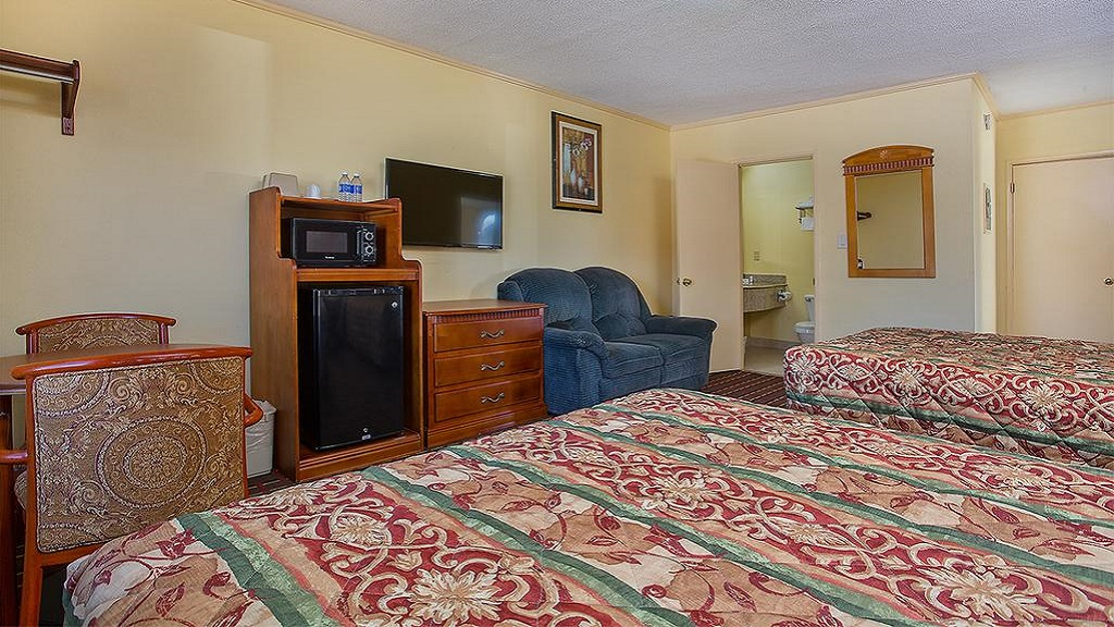 Cardinal Motel Bowling Green - Double Beds Room