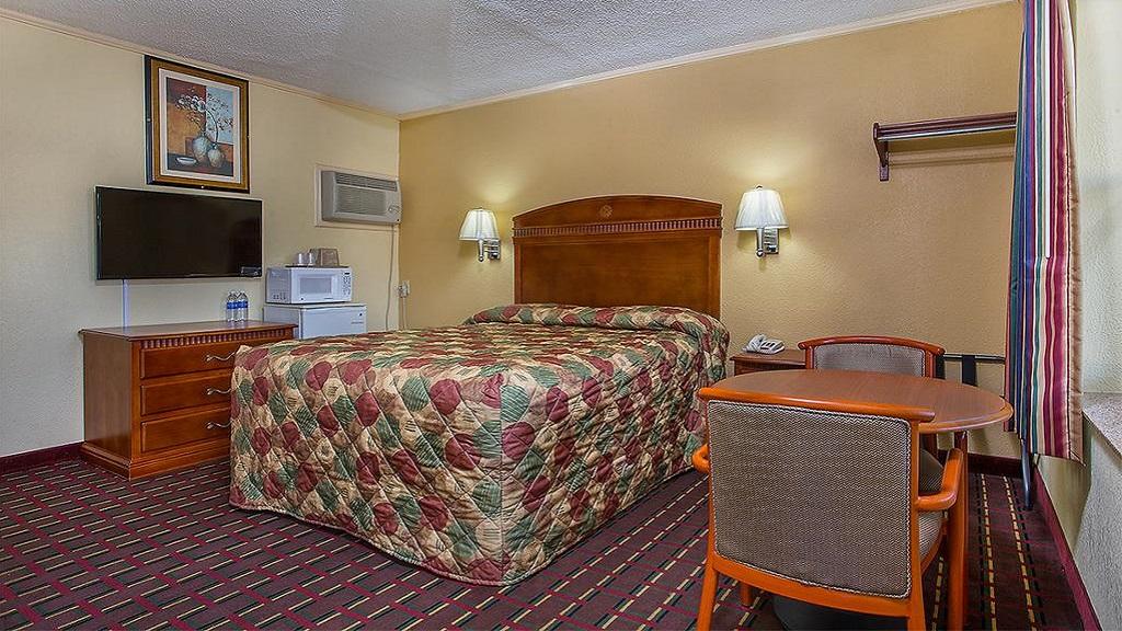 Cardinal Motel Bowling Green - Single Bed Room