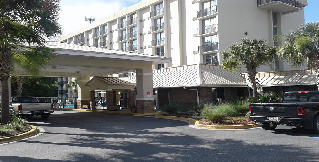 Charleston Grand Hotel - Exterior-1