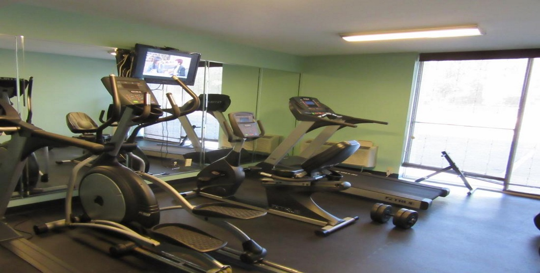 Charleston Grand Hotel - Fitness Area
