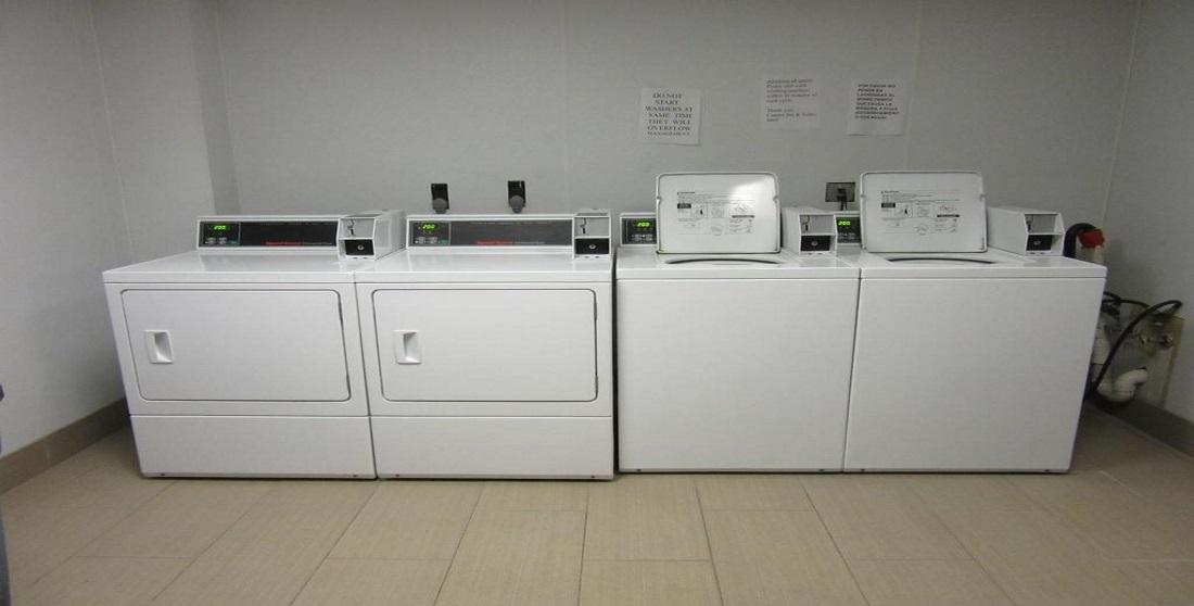 Charleston Grand Hotel - Laundry Area