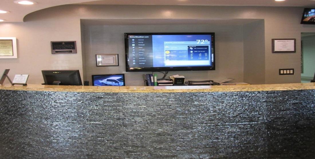 Charleston Grand Hotel - Lobby-3