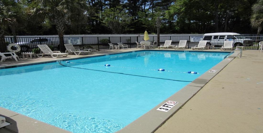 Charleston Grand Hotel - Pool-2
