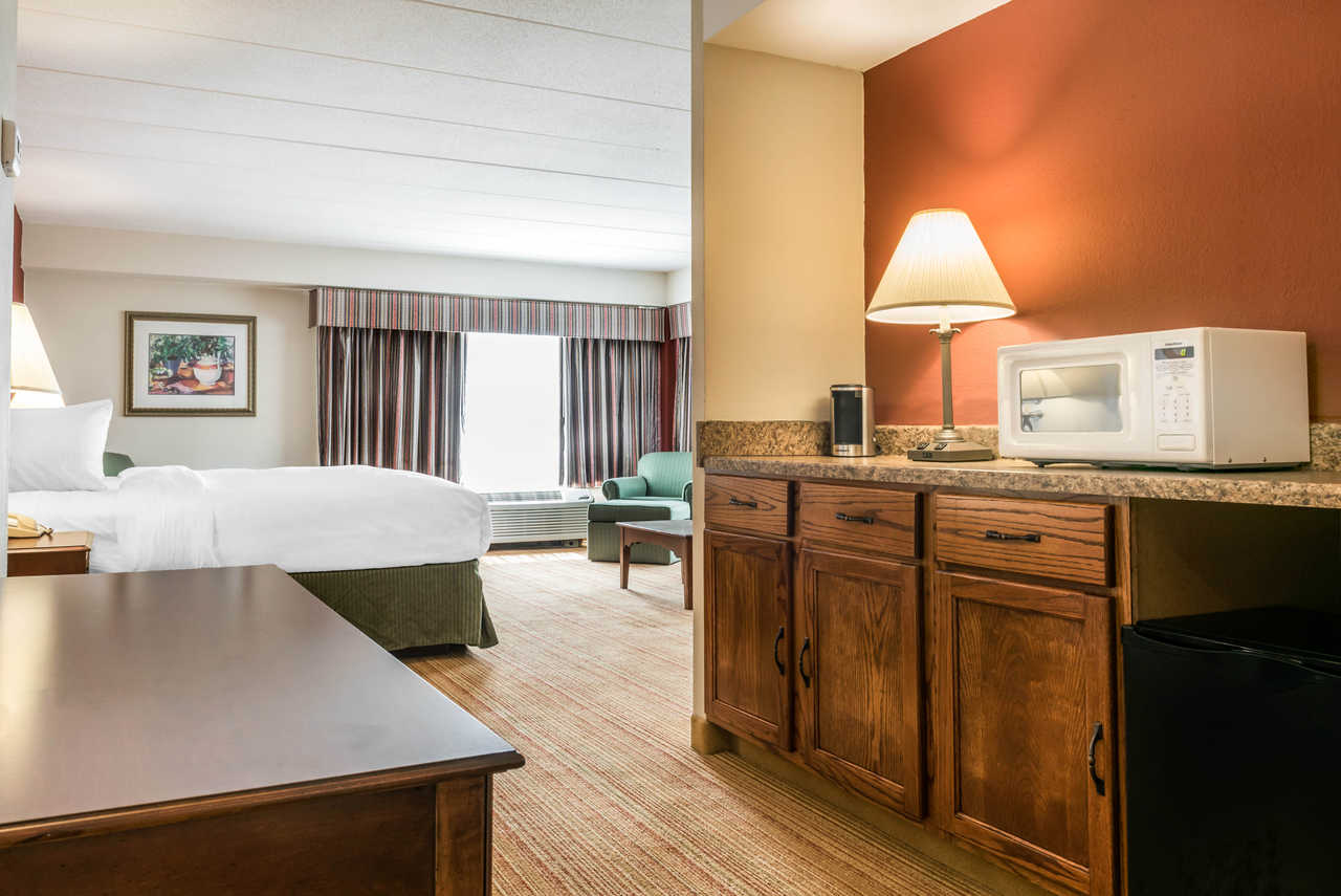 Clarion Hotel Indianapolis Airport - Single Bed with Sofa-3
