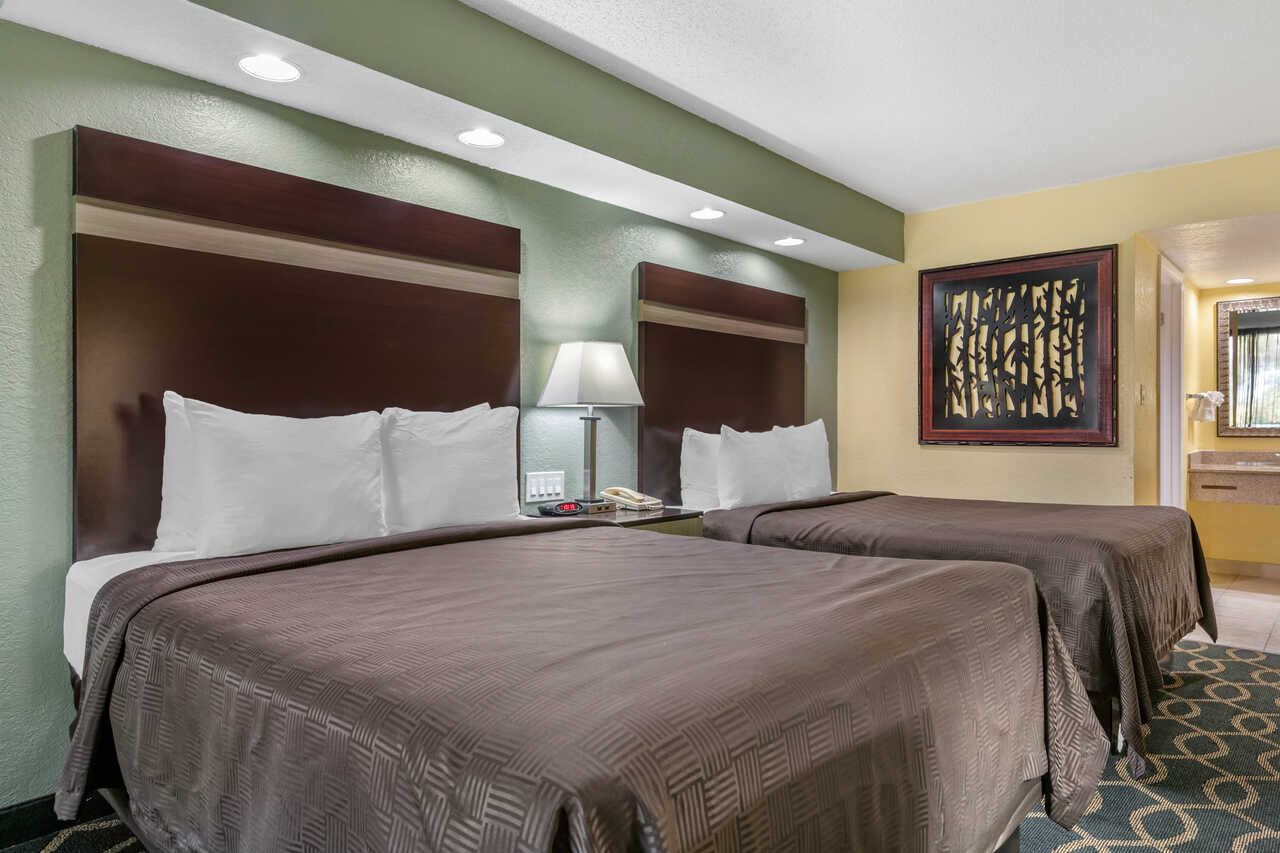 Clarion Inn International Drive - Double Beds Room-1