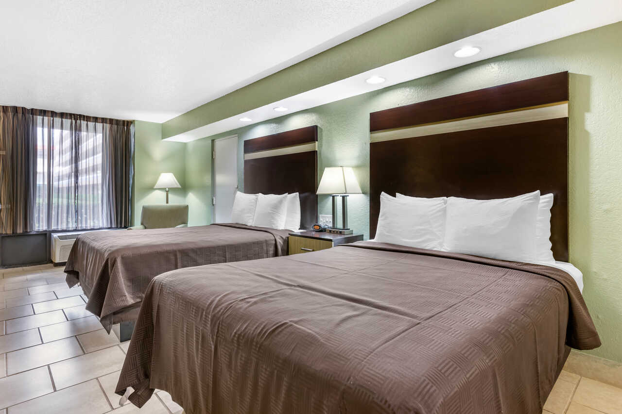 Clarion Inn International Drive - Double Beds Room-3