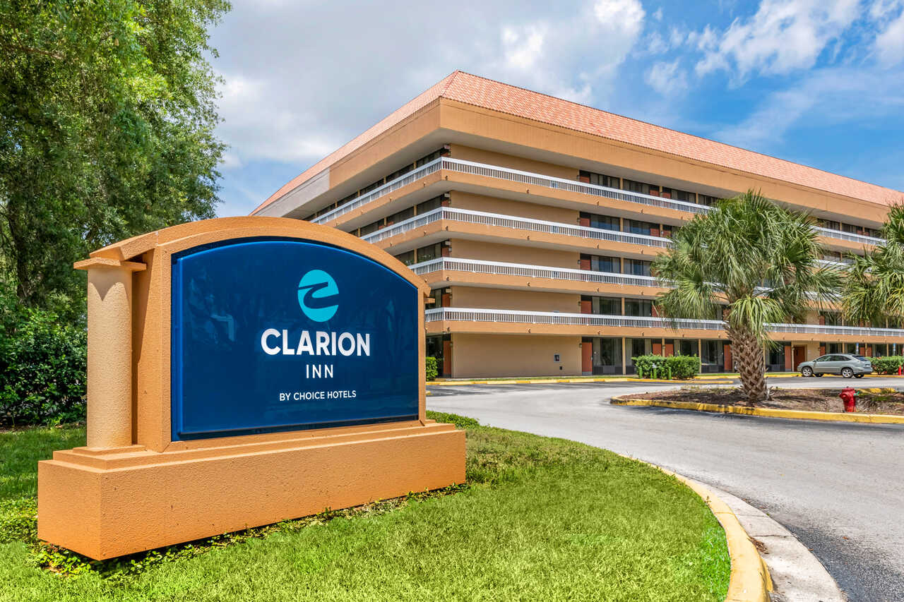 Clarion Inn International Drive - Exterior-2