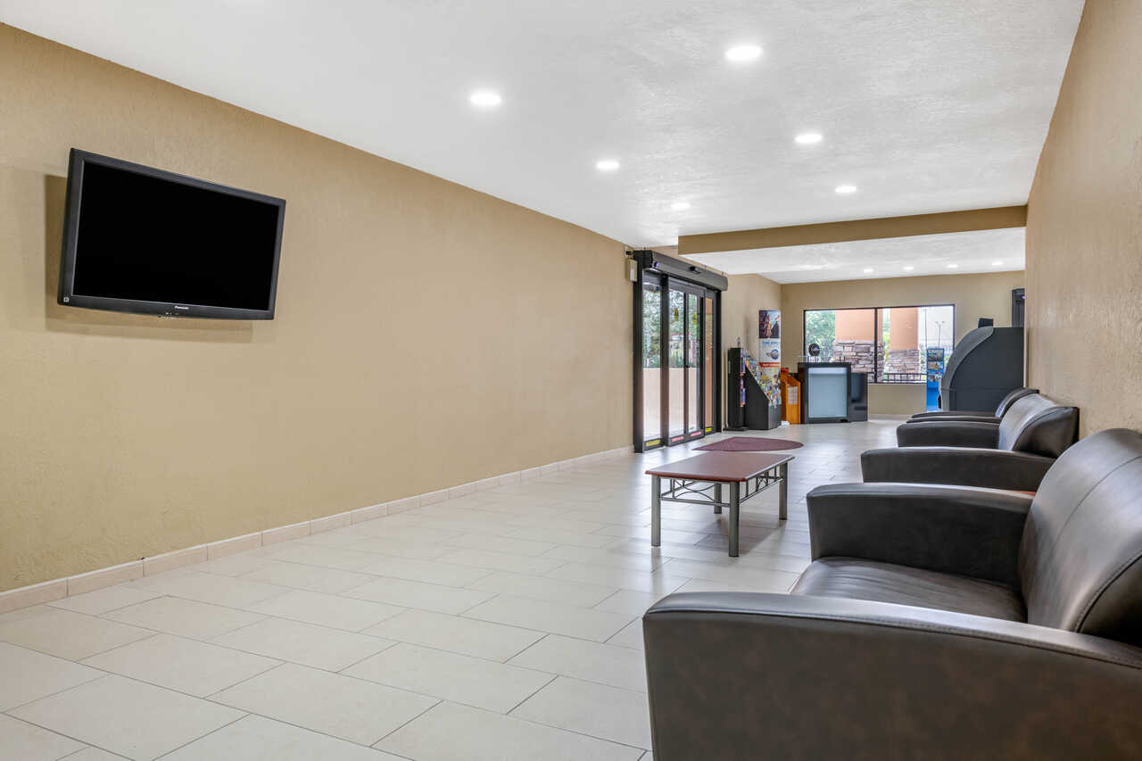 Clarion Inn International Drive - Lobby Area-2