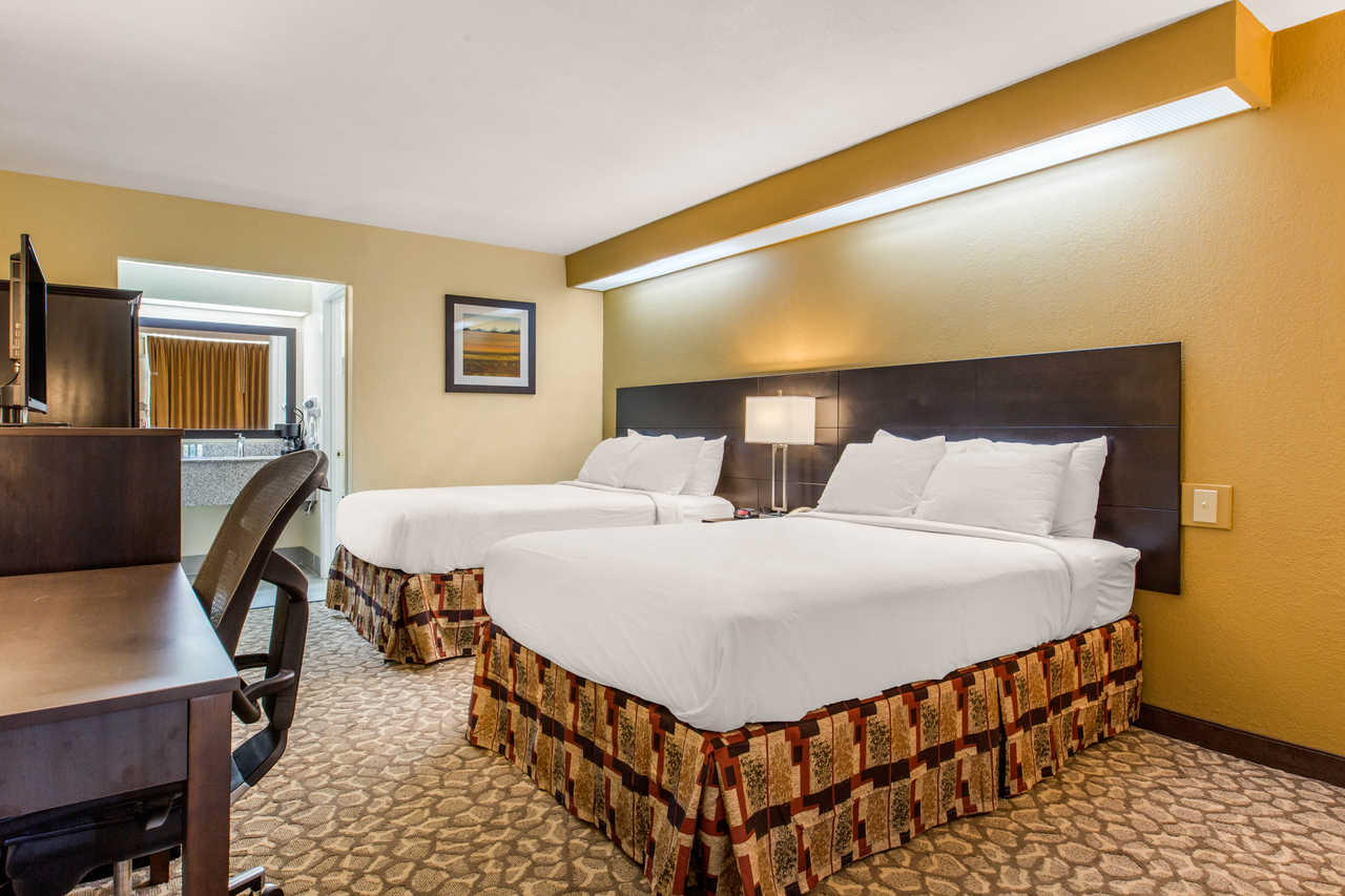 Clarion Inn Santee - Double Beds-1