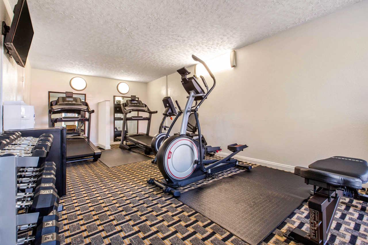 Clarion Inn Santee - Fitness Area