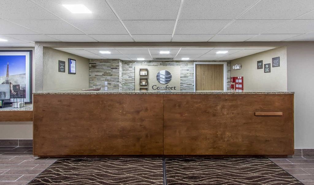 Comfort Inn Jackson - Reception