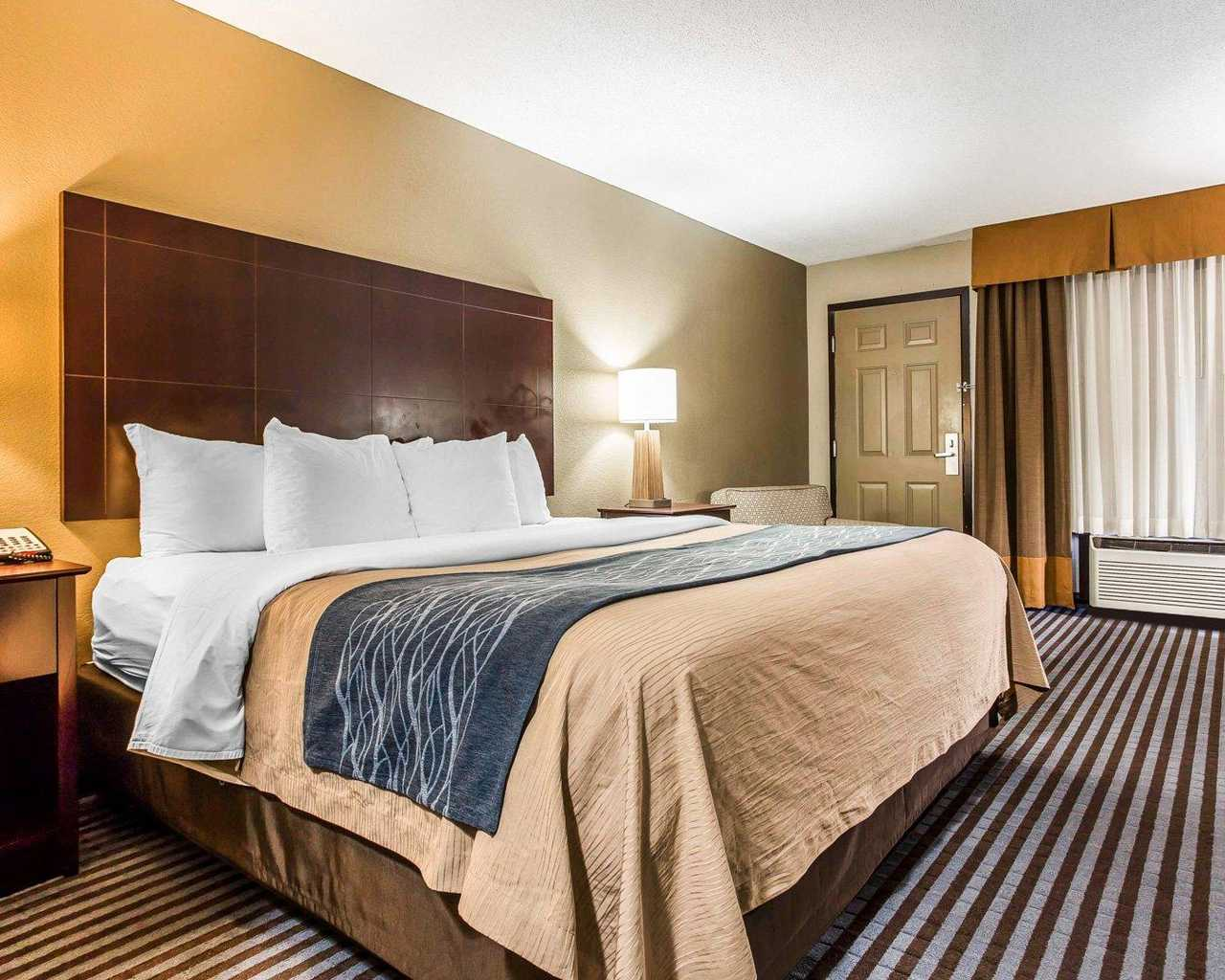 Comfort Inn & Suites Ballpark Area - King Bed Suite