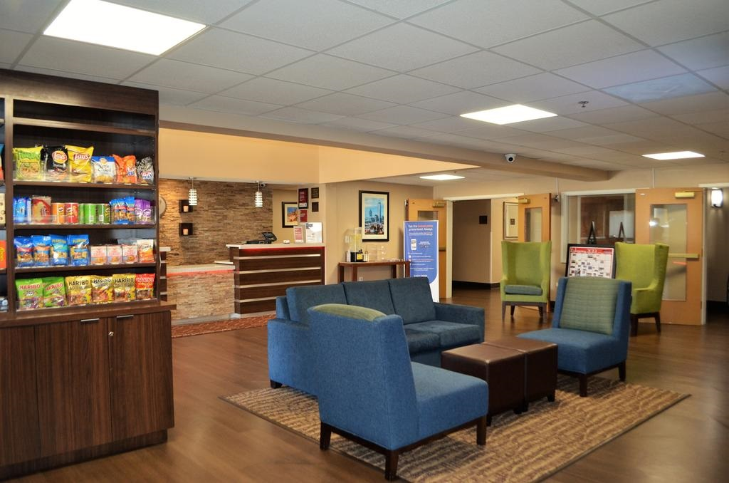 Comfort Suites Lawrenceville - Lobby-1