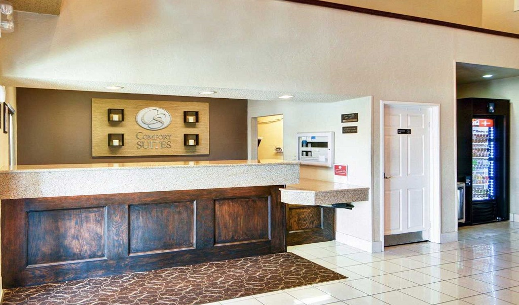 Comfort Suites Longview North - Reception