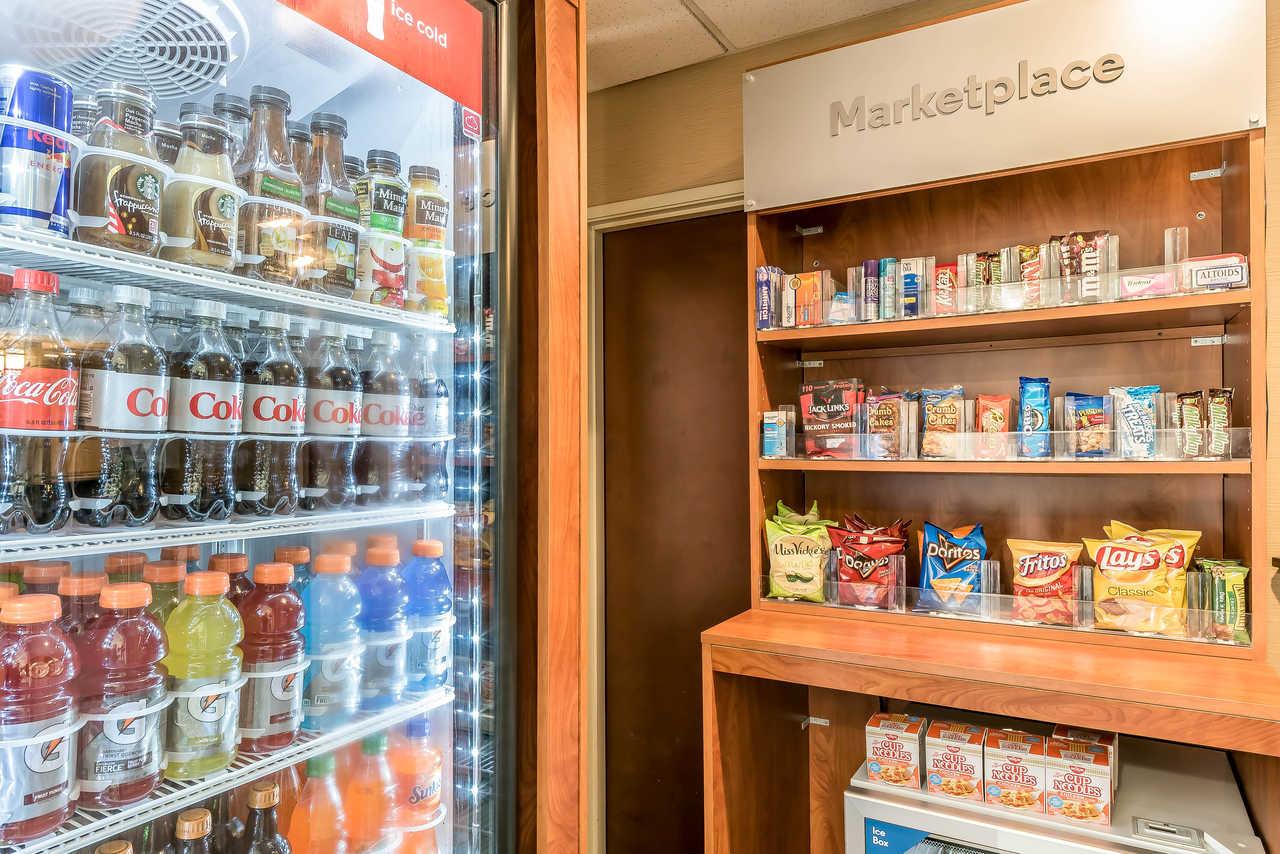 Comfort Suites Springfield - Vending Area