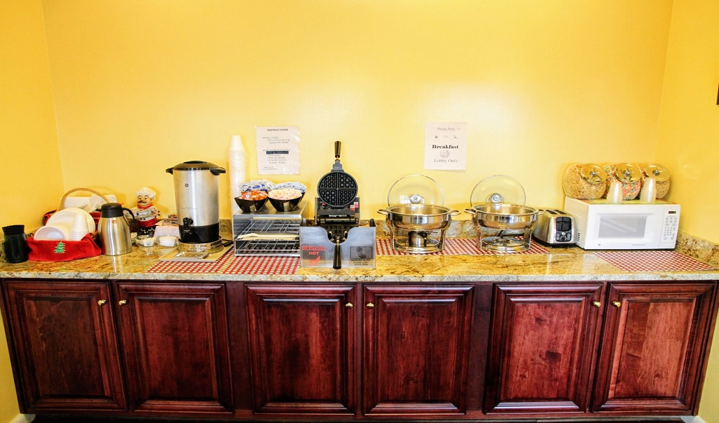 Country Hearth Inn & Suites Union City - Breakfast Area