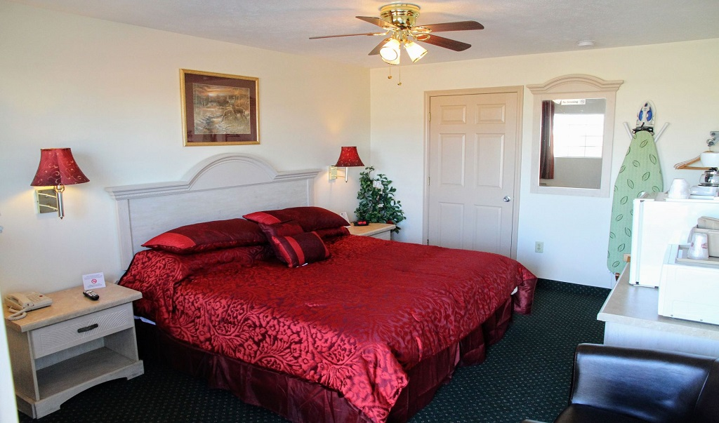 Country Hearth Inn Suites Union City Single Bed
