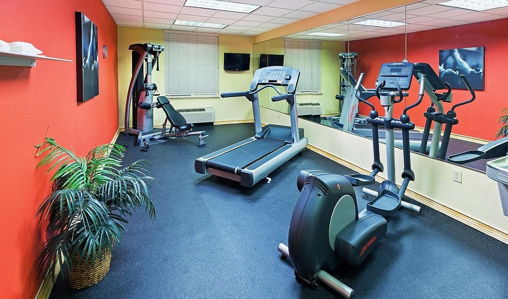 Country Inn and Suites Austin University Texas - Fitness Facility
