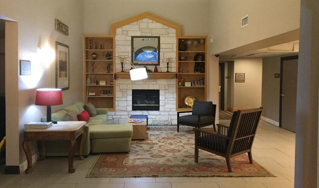 Country Inn and Suites Austin University Texas - Lobby