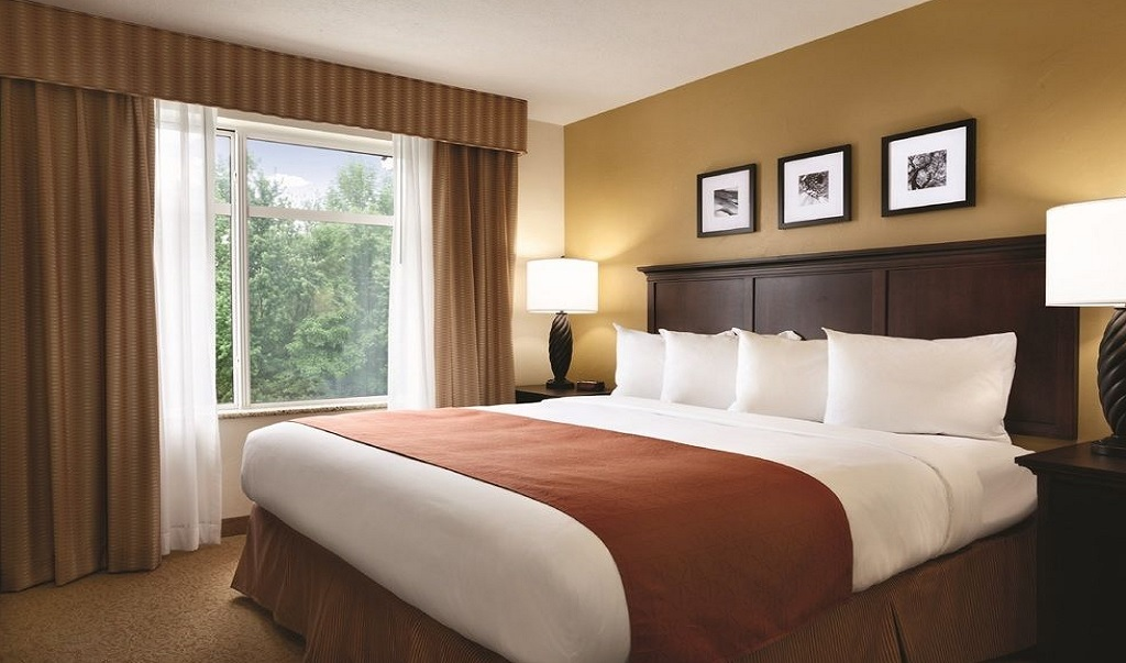 Country Inn and Suites Austin University Texas - Single Bed